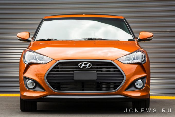 Hyundai Veloster получит версию Value Edition